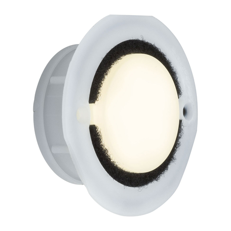 Paulmann Special Line innfellingslampe, 3000 K