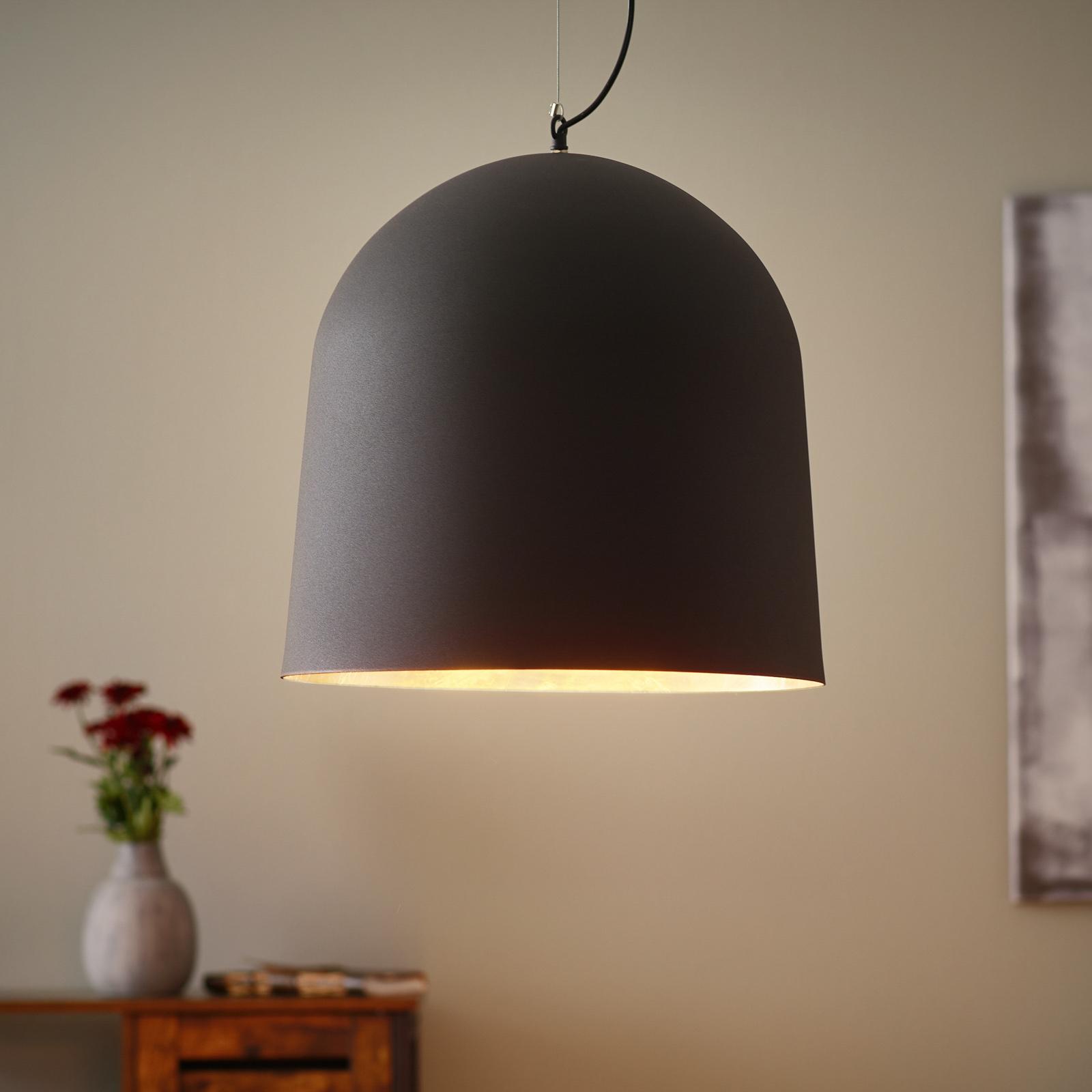 Elegante lampada sospesa Crater