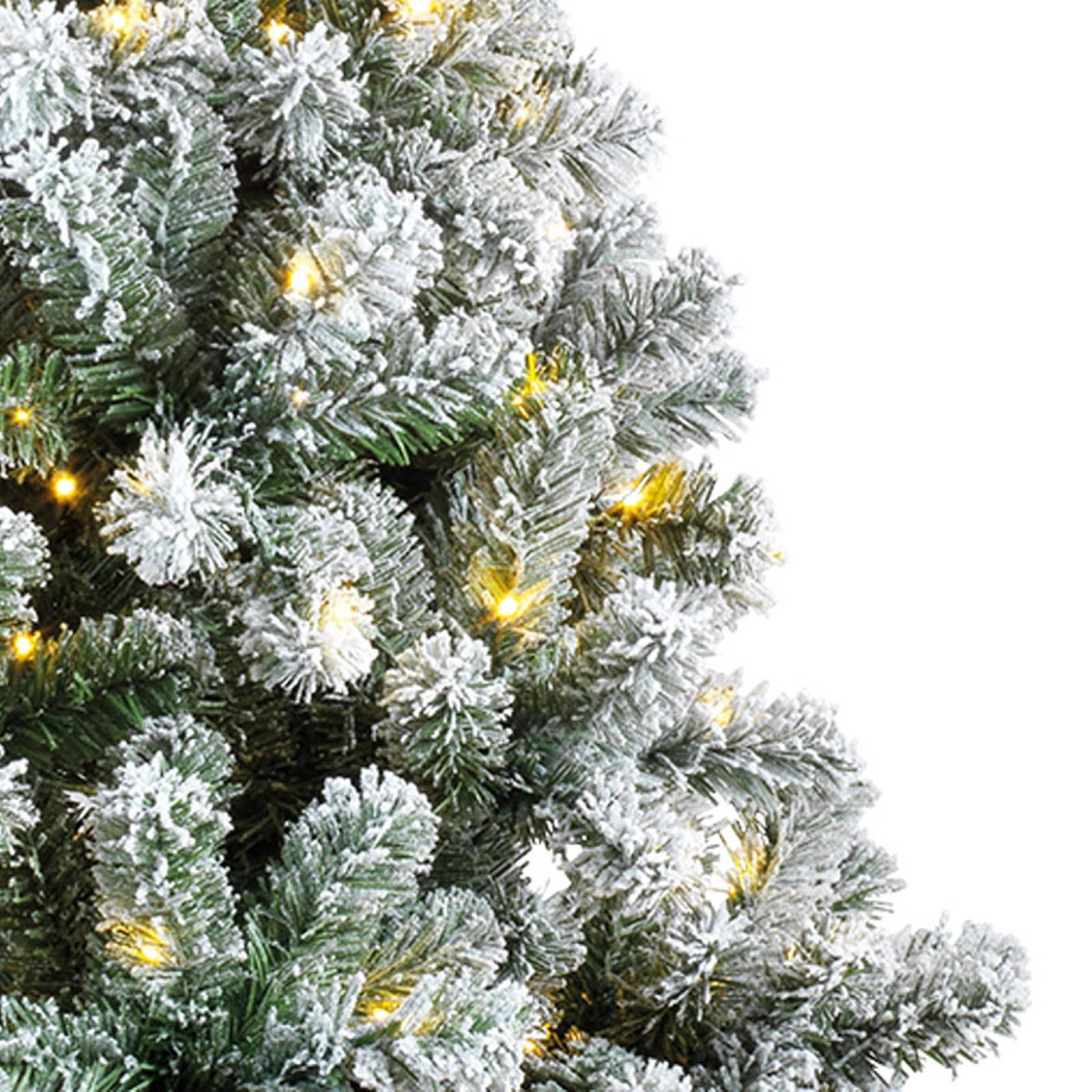 LED-Baum Imperial für innen grün/weiß, 150 cm