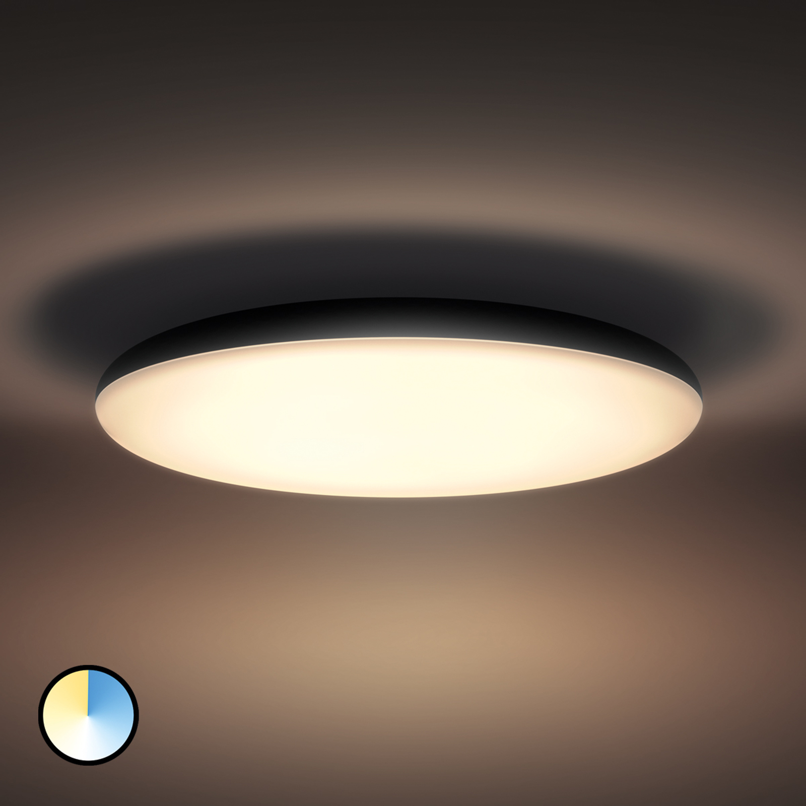Philips Hue White Ambiance Cher taklampe