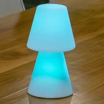 Newgarden Lola 20 lampada LED da tavolo a batteria