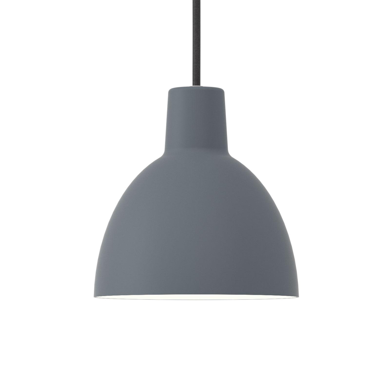 Louis Poulsen hanglamp Toldbod 170, blauwgrijs