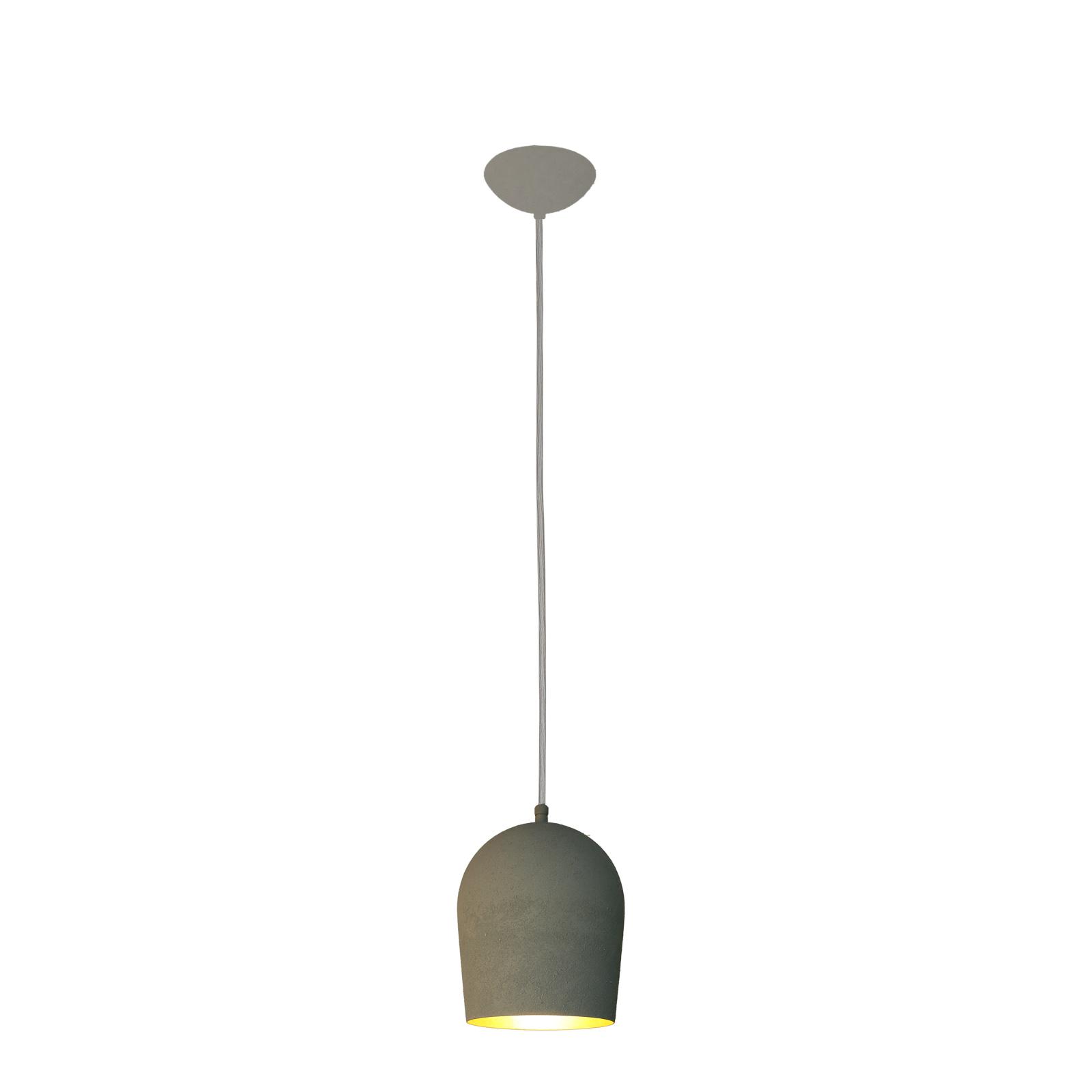 Menzel Solo Glo12 lampa wisząca beton