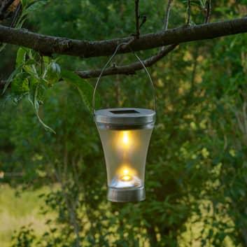 Lámpara solar decorativa LED 5146408 pica, set 8