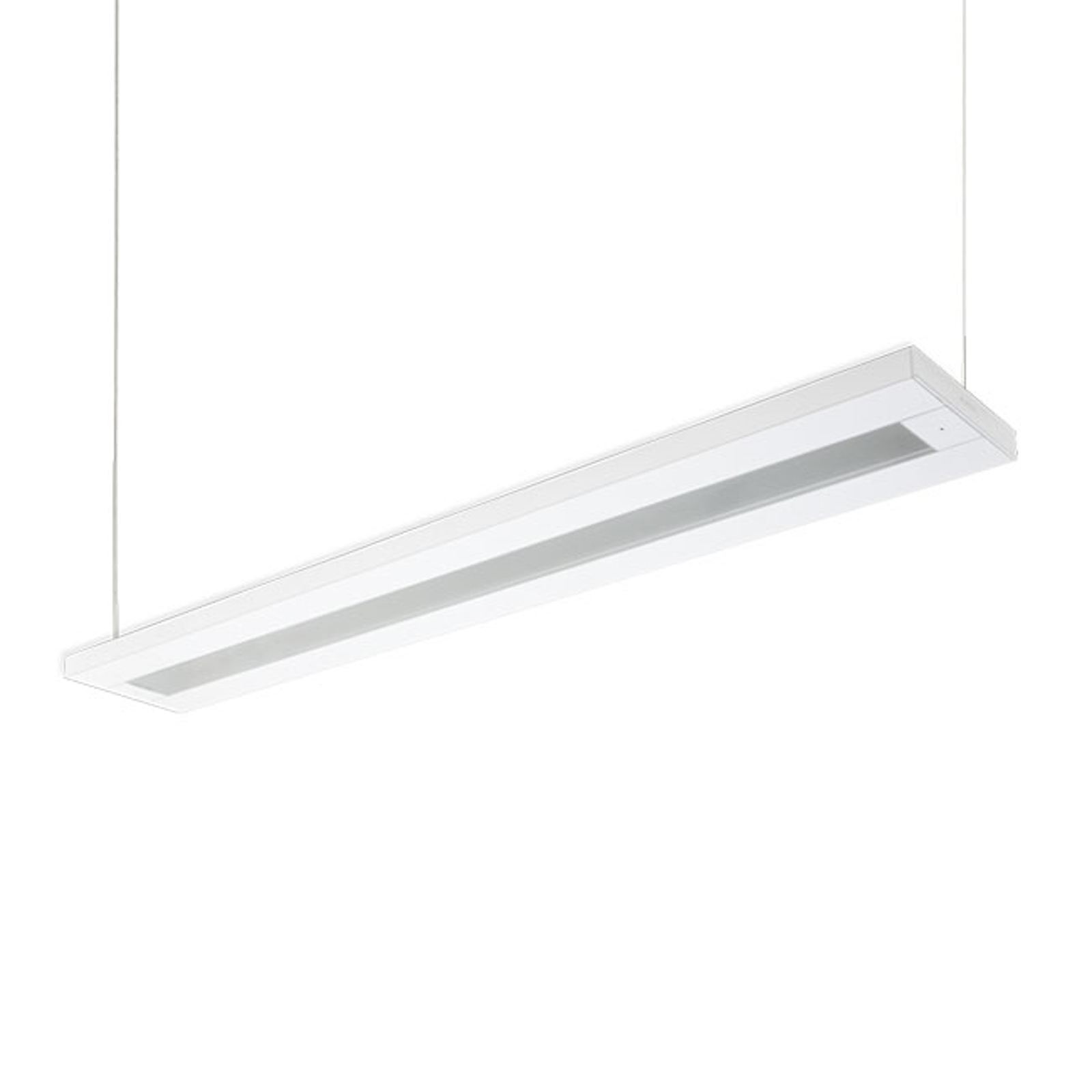 Lampa wisząca LED C20-P4 MP, 127cm, biała, 33W