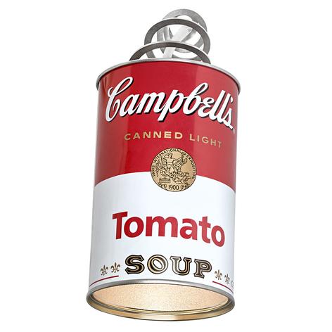 Canned Light - pendellampe og vegglampe