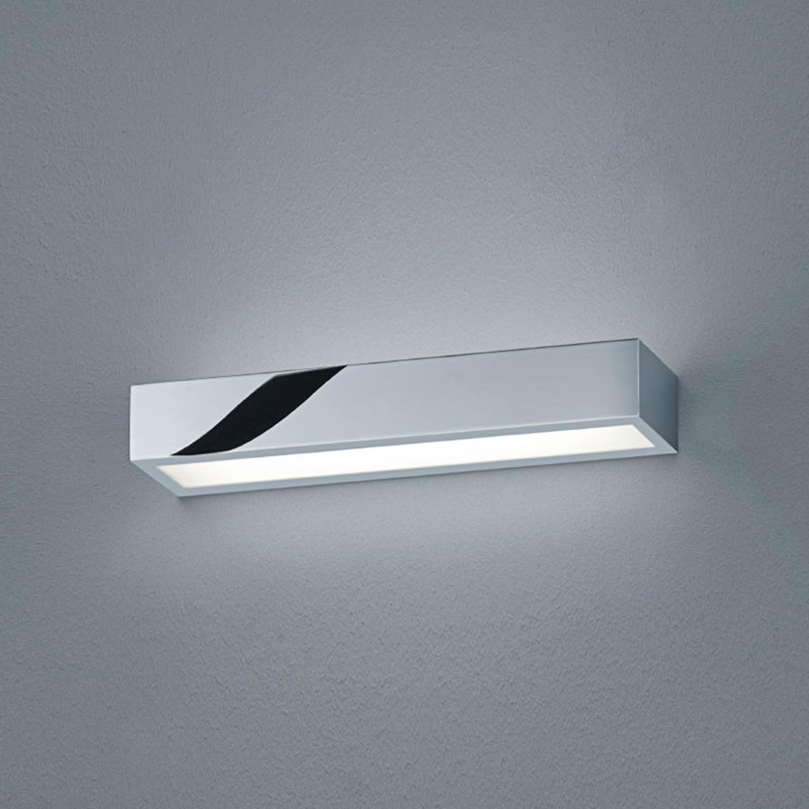 Helestra Theia LED-spejllampe, forkromet, 30 cm