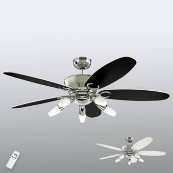 Arius-plafondventilator, energiezuinig, afstandsb