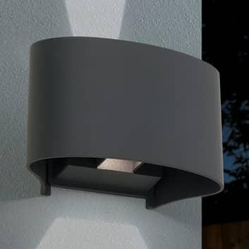 Aplique LED de exterior Gela, up/down