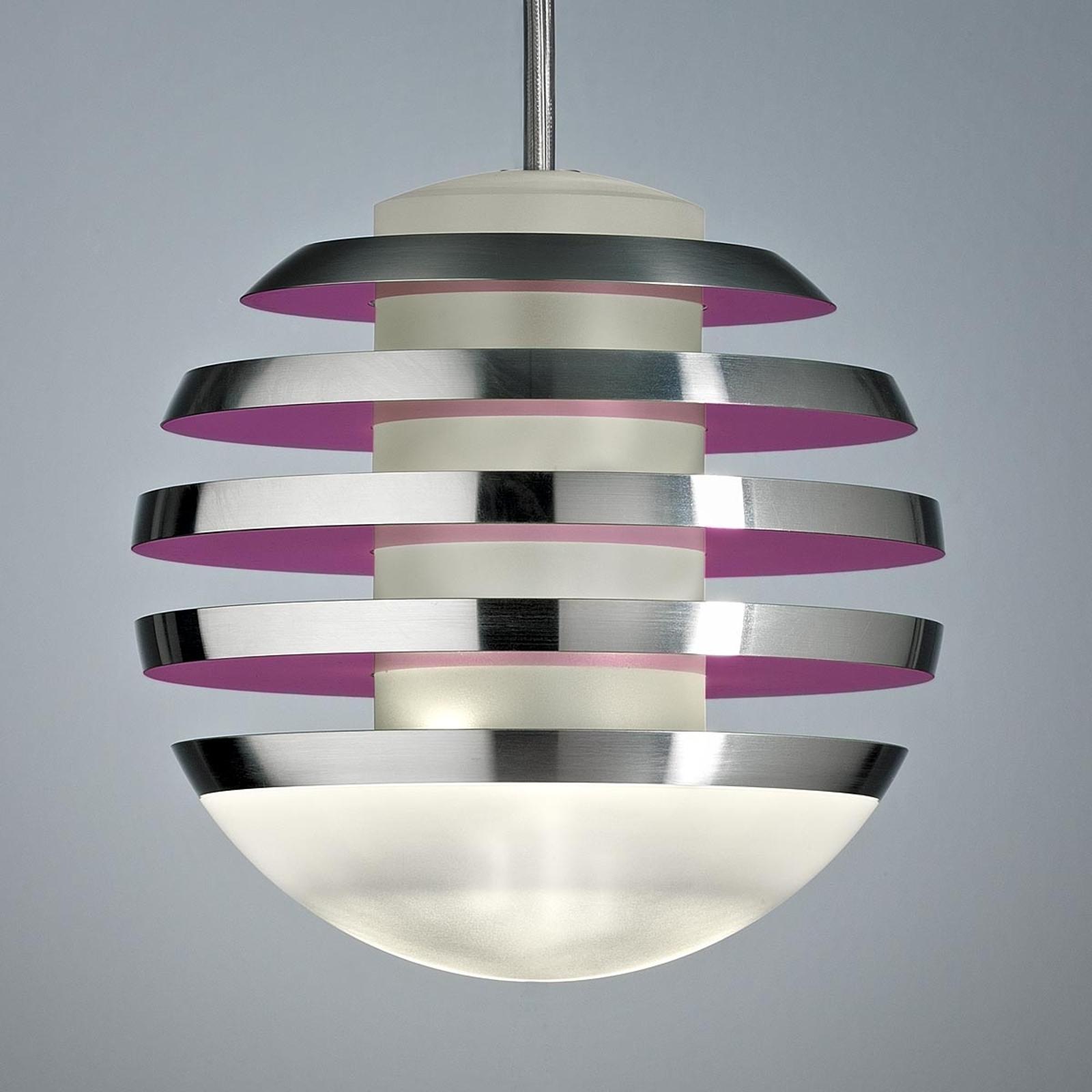 Led-hanglamp BULO, aardbei