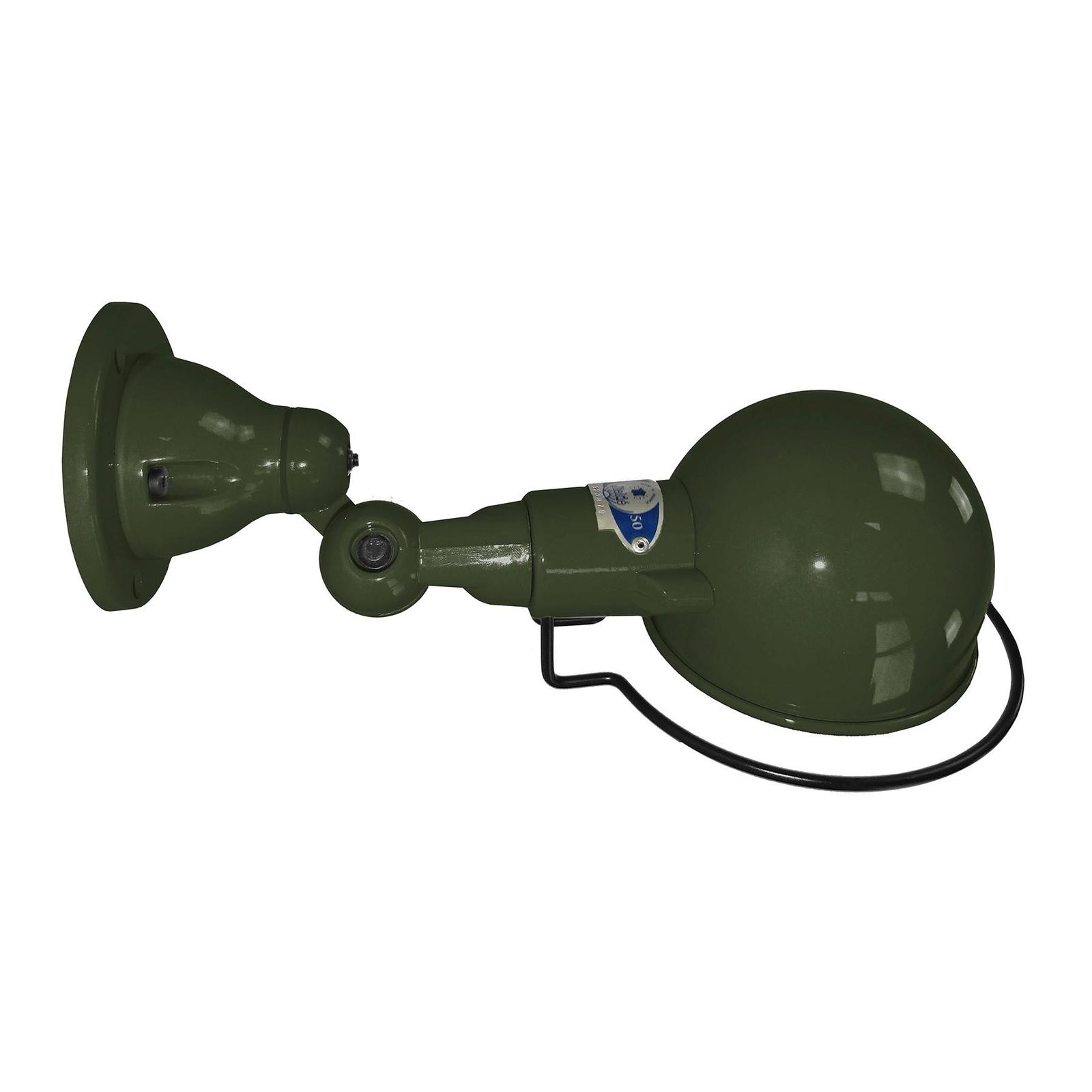 Jieldé Signal SI300 applique réglable vert olive
