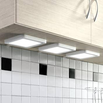 LED-kaapinalusvalaisin Antony, 3 kpl/sarja