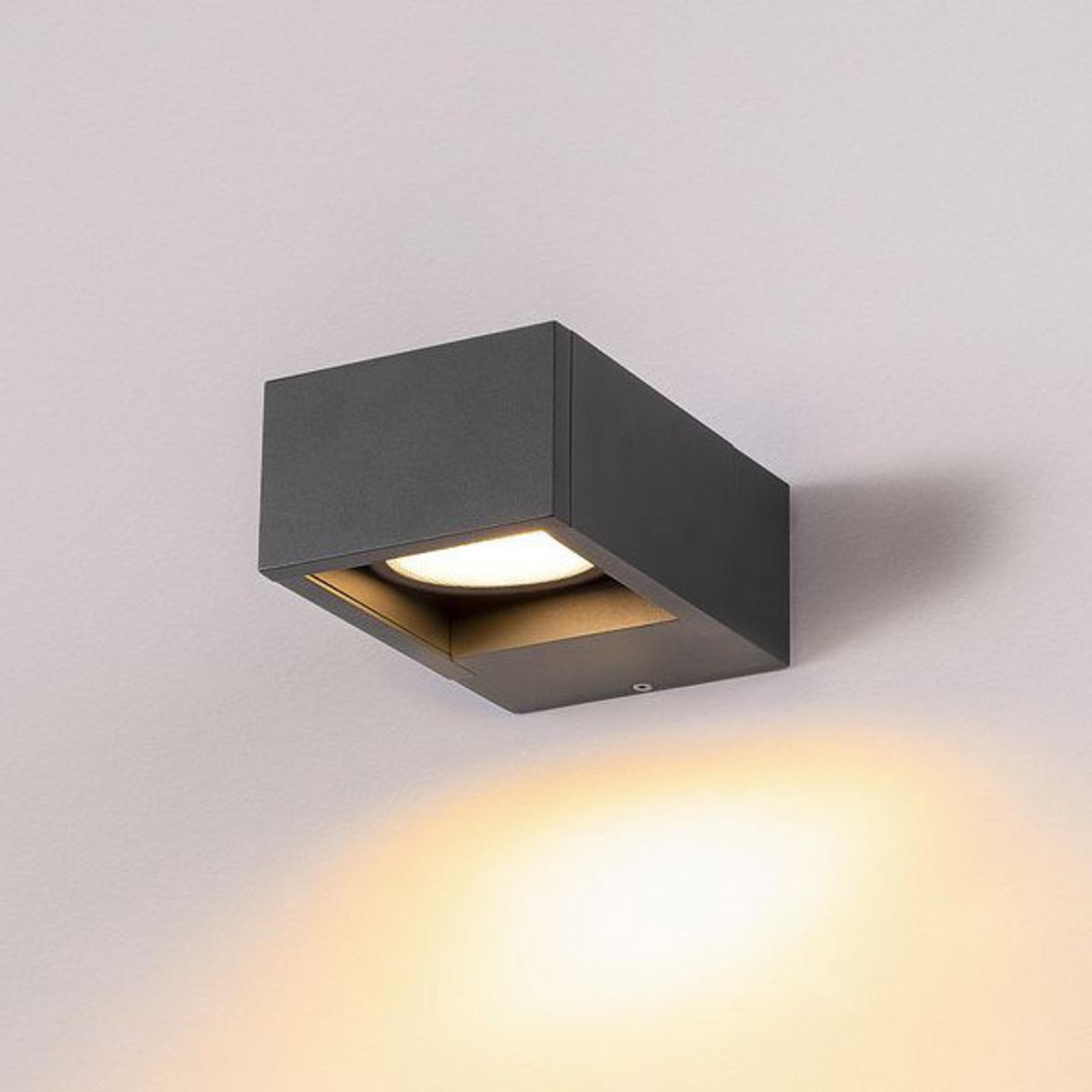 SLV Eskina Frame LED-Außenwandlampe 1-flg. CCT