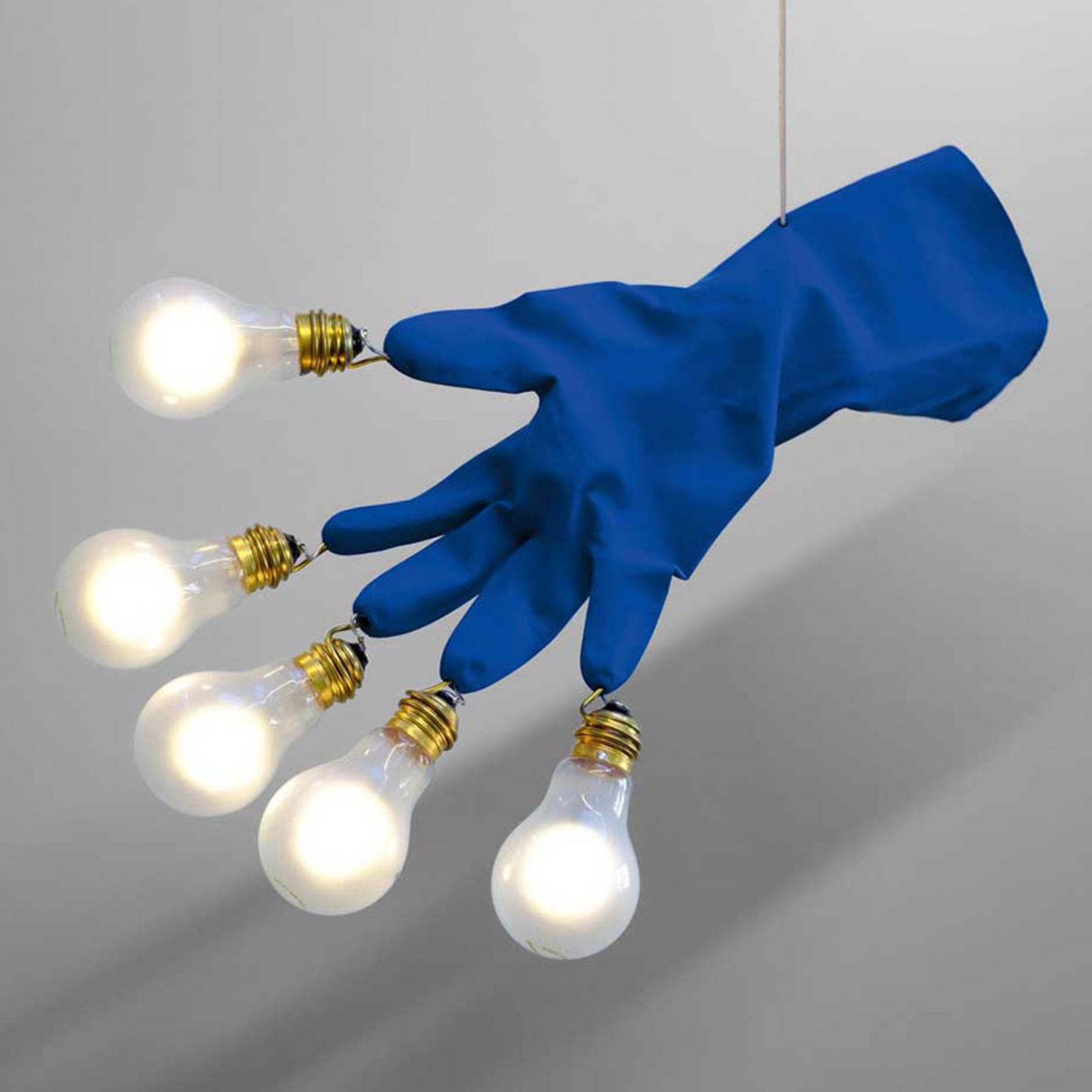 Ingo Maurer Luzy Take Five LED-hengelampe