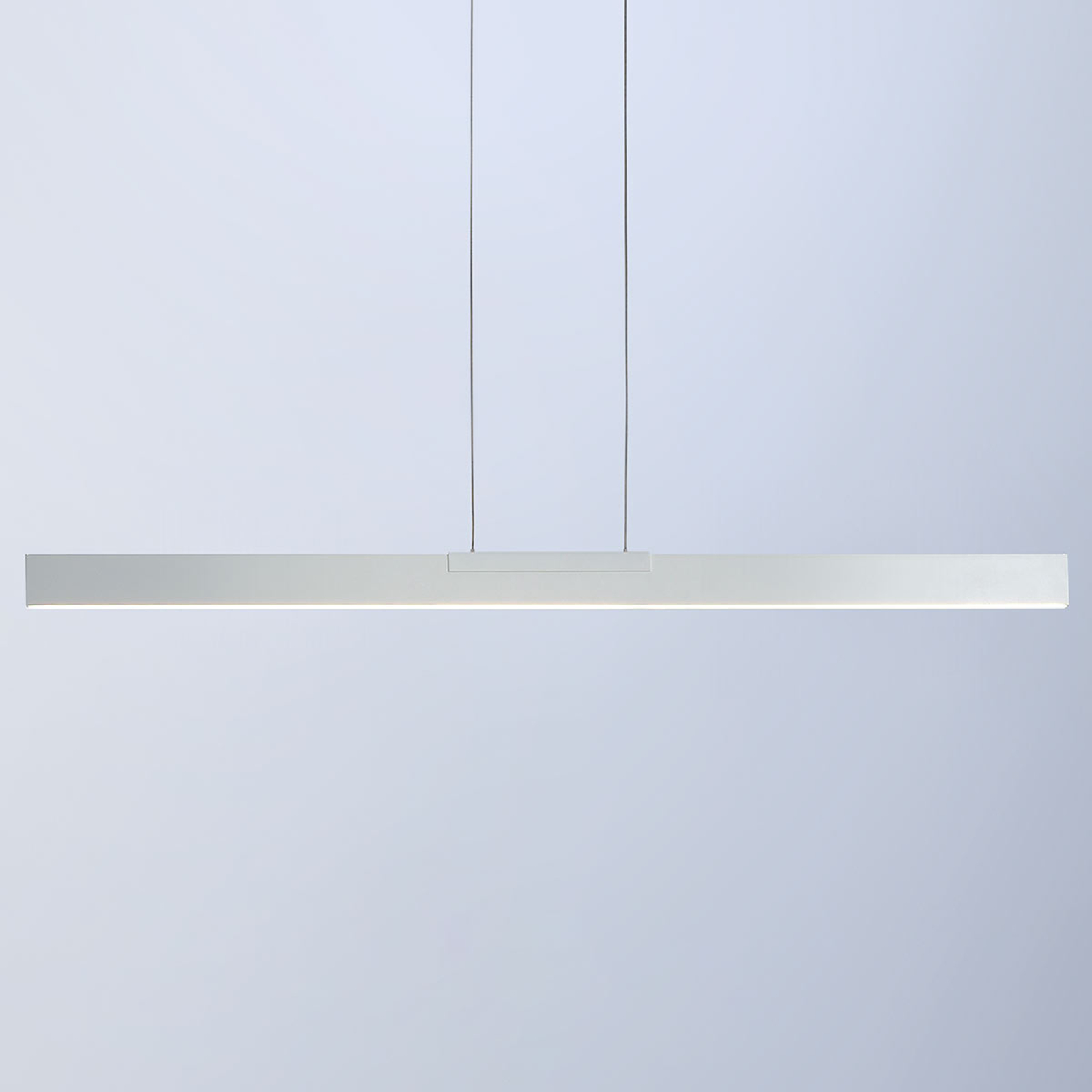 Bopp Nano LED-hengelampe, hvit 100 cm
