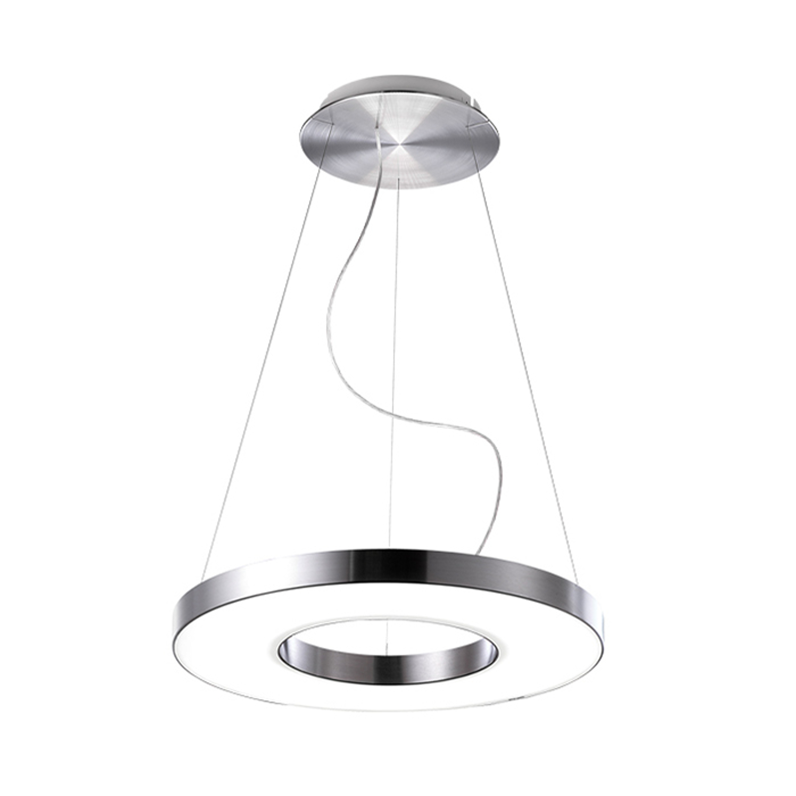 Suspension LED Vivaa anneau C 600 DALI 3 000 K