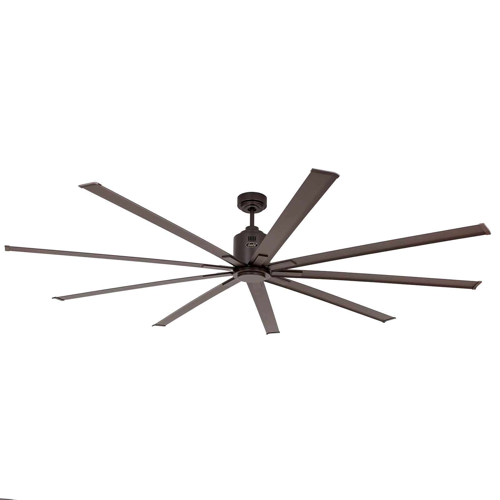 Deckenventilator Big Smooth Eco 220 cm bronze
