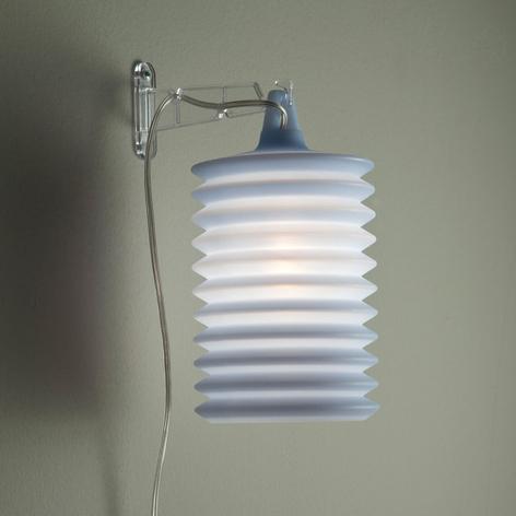Rotaliana LampionT1/W1 wandlamp, lichtblauw