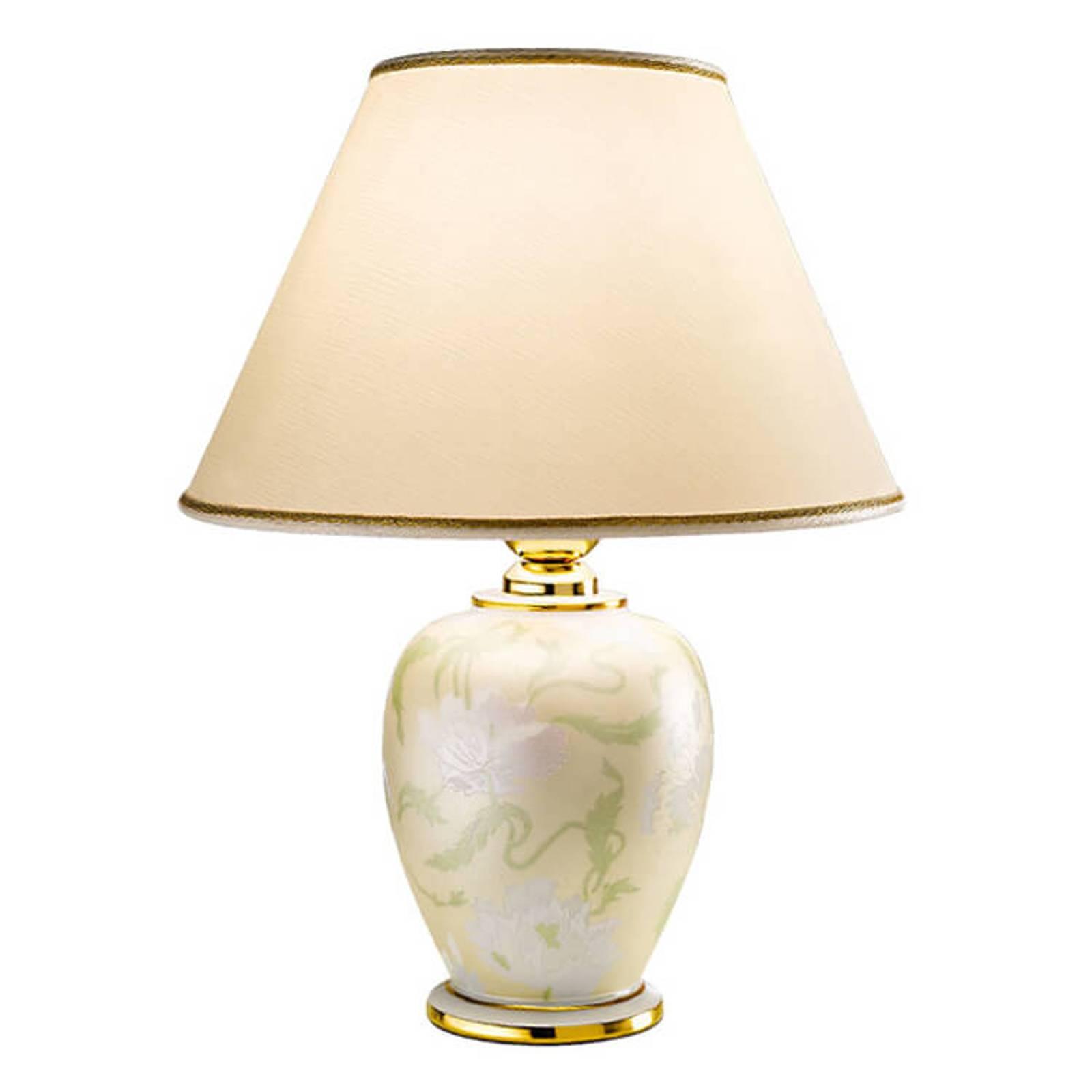 KOLARZ Giardino Perla - keramische tafellamp