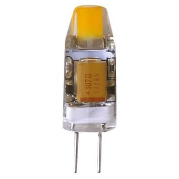 Bomb. LED con casq. pat. G4 1,2W 828