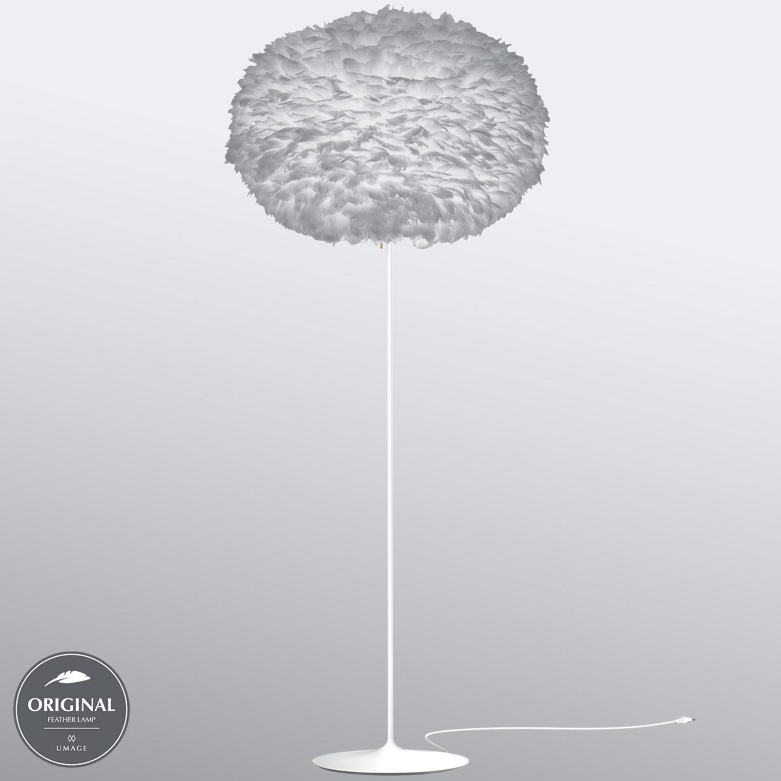 UMAGE Eos X-large golvlampa grå