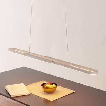 Marga - Lámpara colgante LED blanca, variable