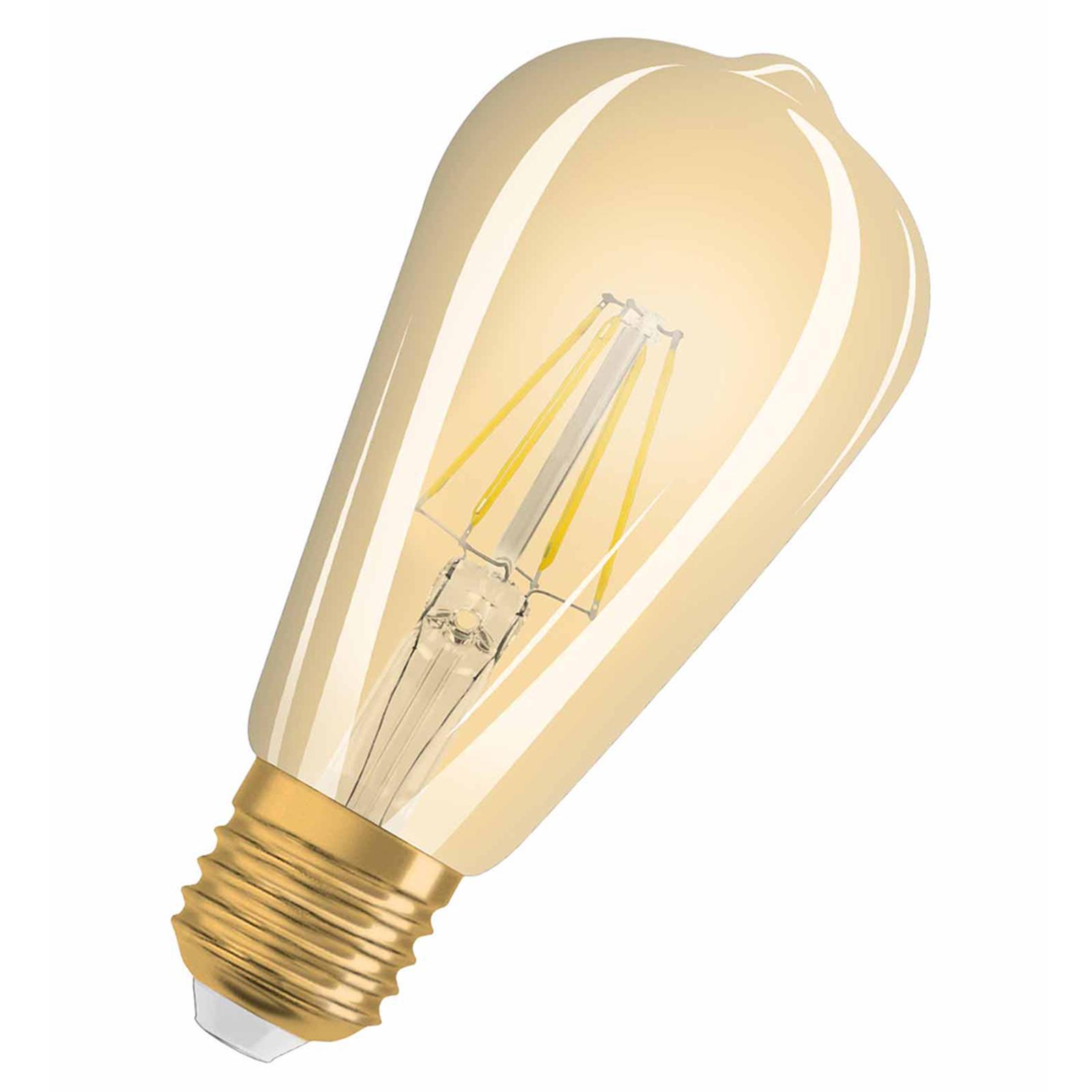 E27 4,5W 824 LED-rustikapære Vintage Edition 1906