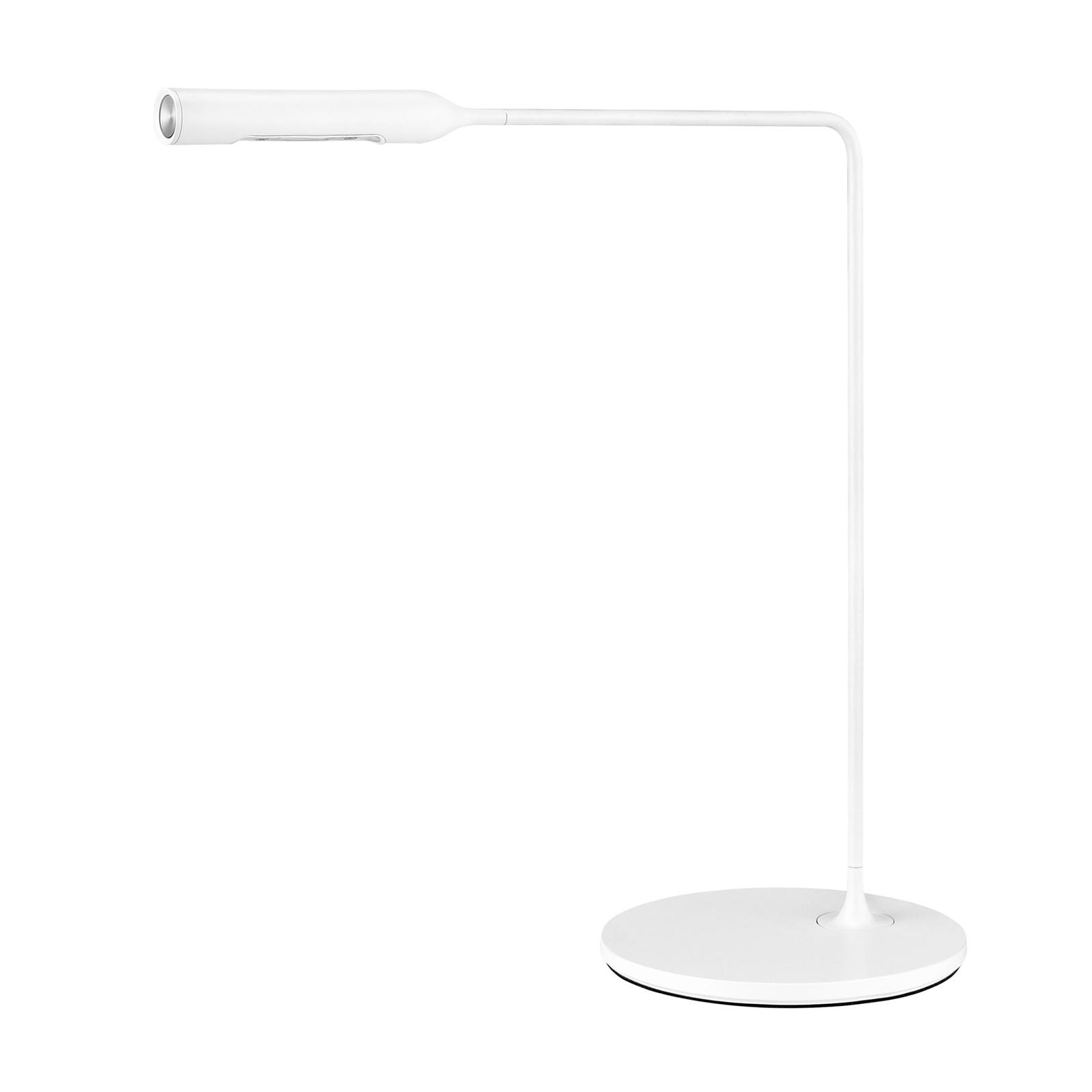 Lumina Flo lampada LED da tavolo 3.000K bianco