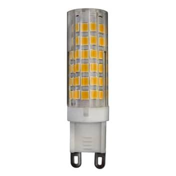 LED kolíková žárovka G9 6W 3000K
