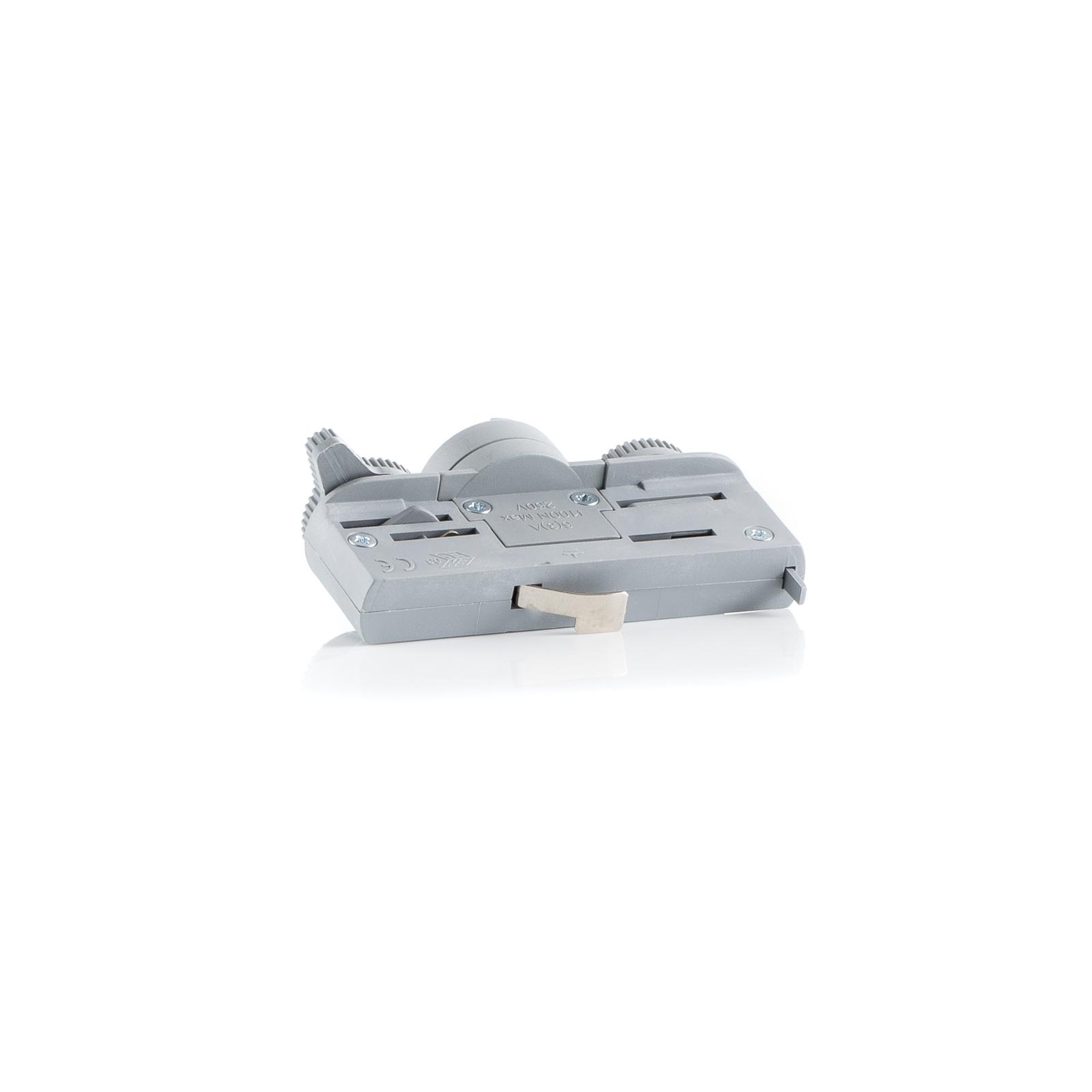 Ivela Adapter 3-Phasen 220-240V 10kg, silber
