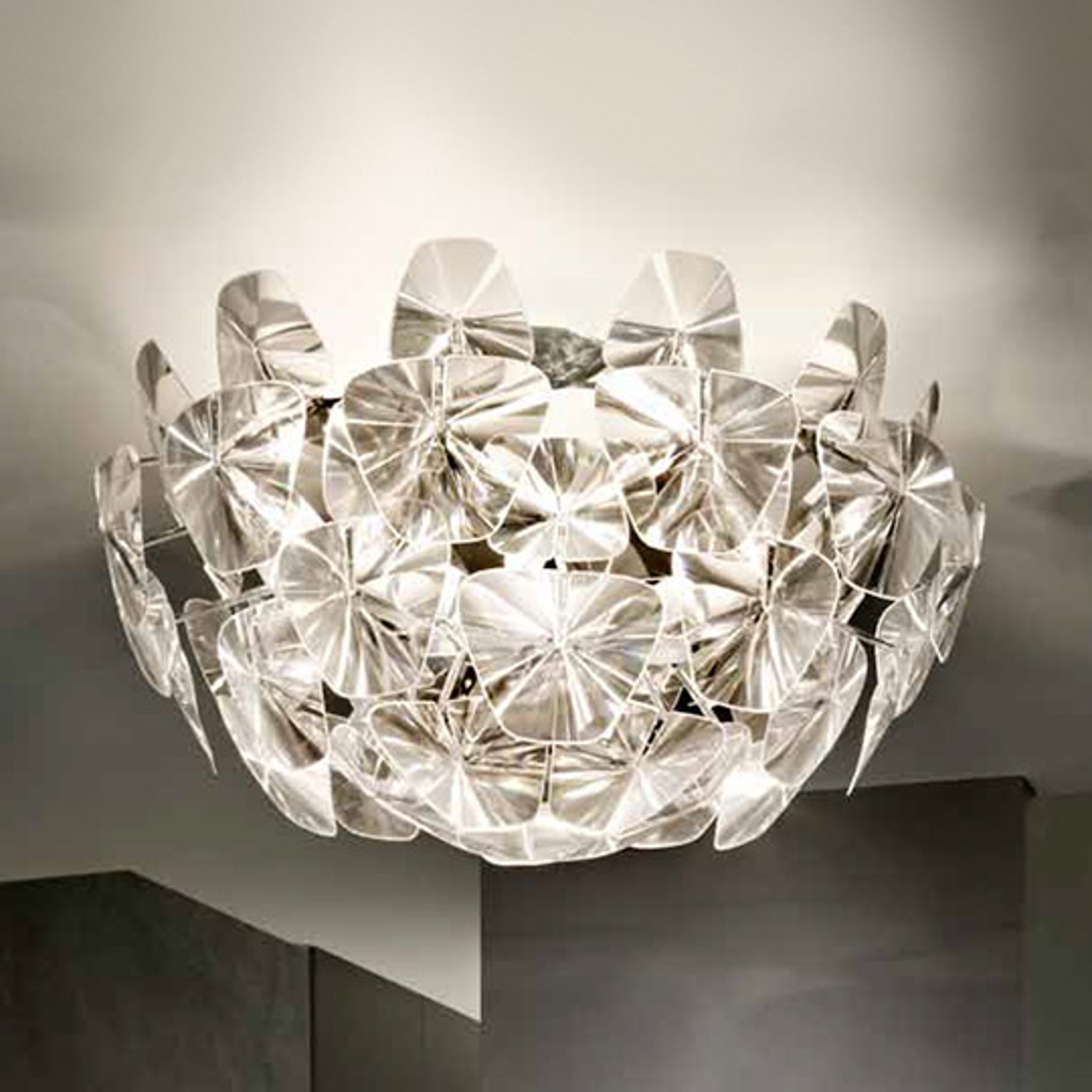 Stor designtaklampe Hope