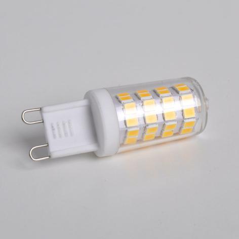LED-stiftlampa G9 3W, varmvit, 330lumen
