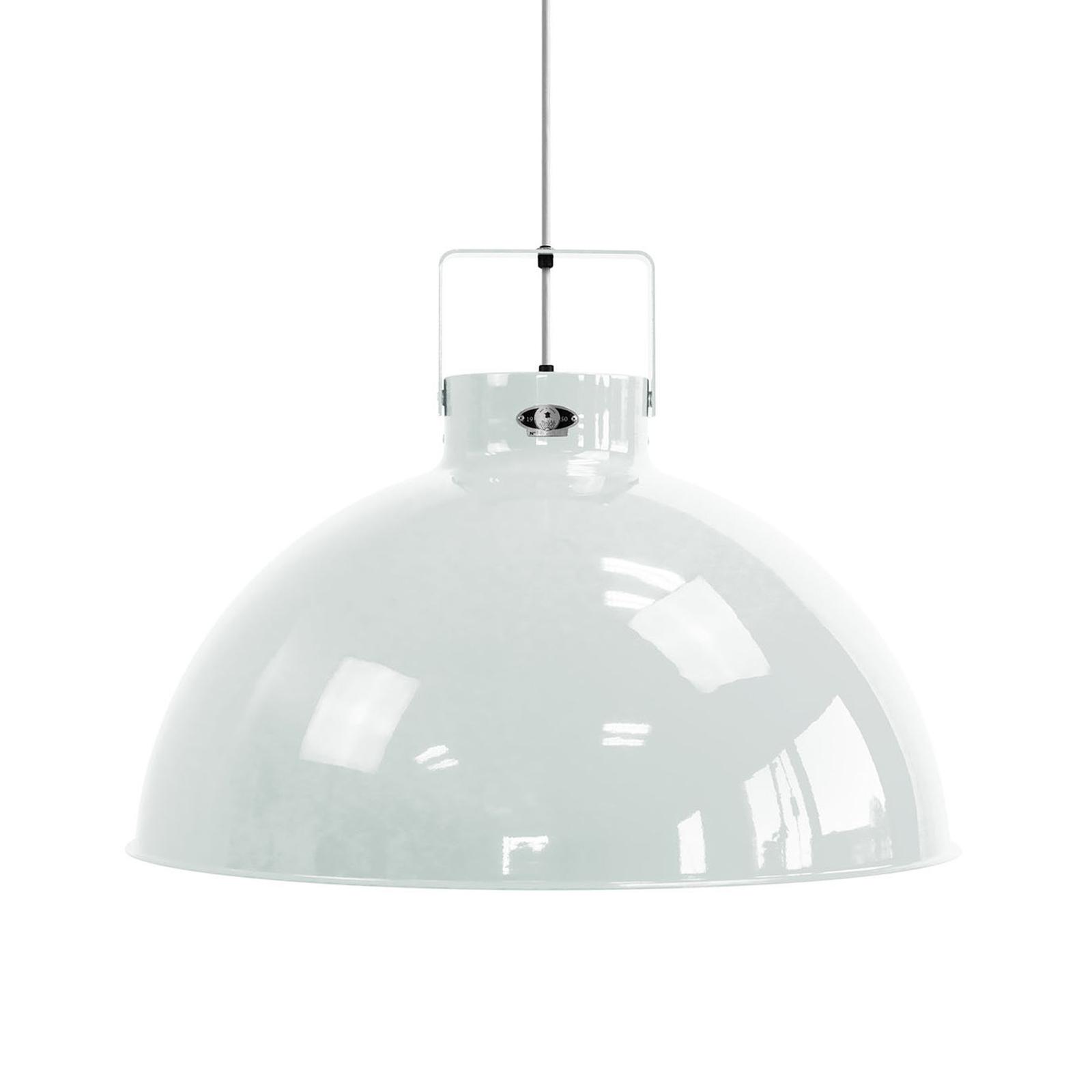 Jieldé Dante D675 hanglamp, wit, Ø 67,5 cm