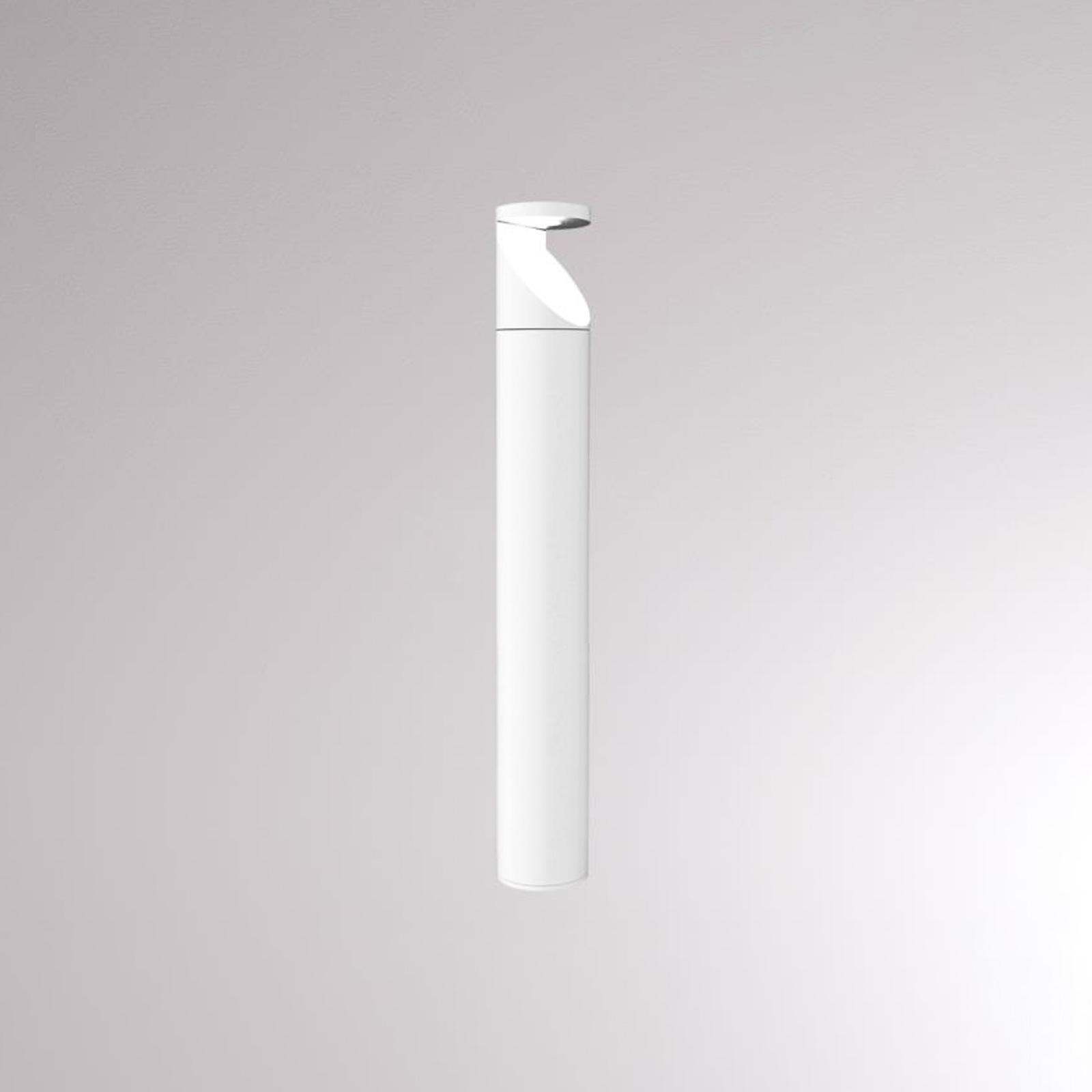 LOUM Booper LED-gånglampa vit matt