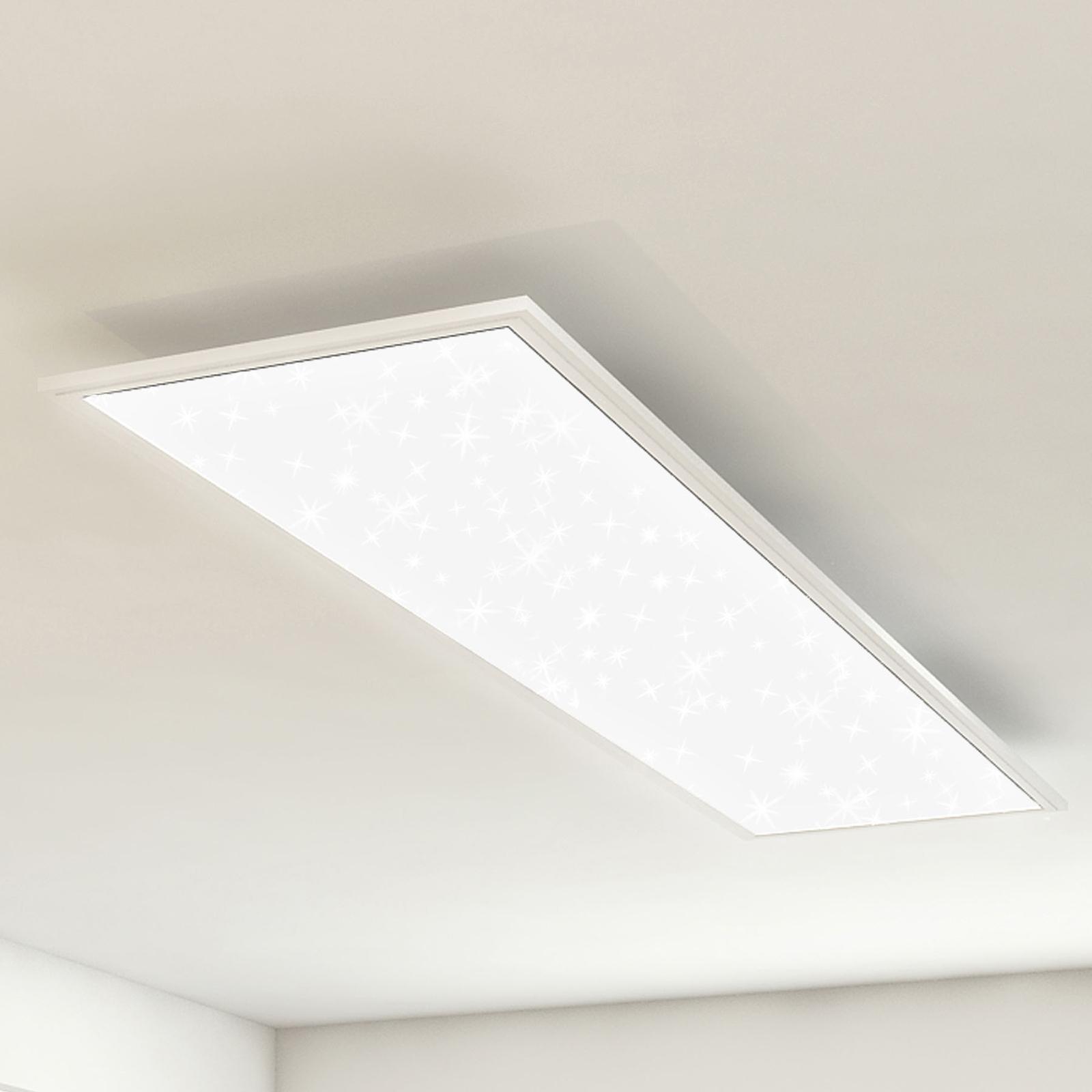 LED-panel stjernehimmel 7393, 119 x 29 cm