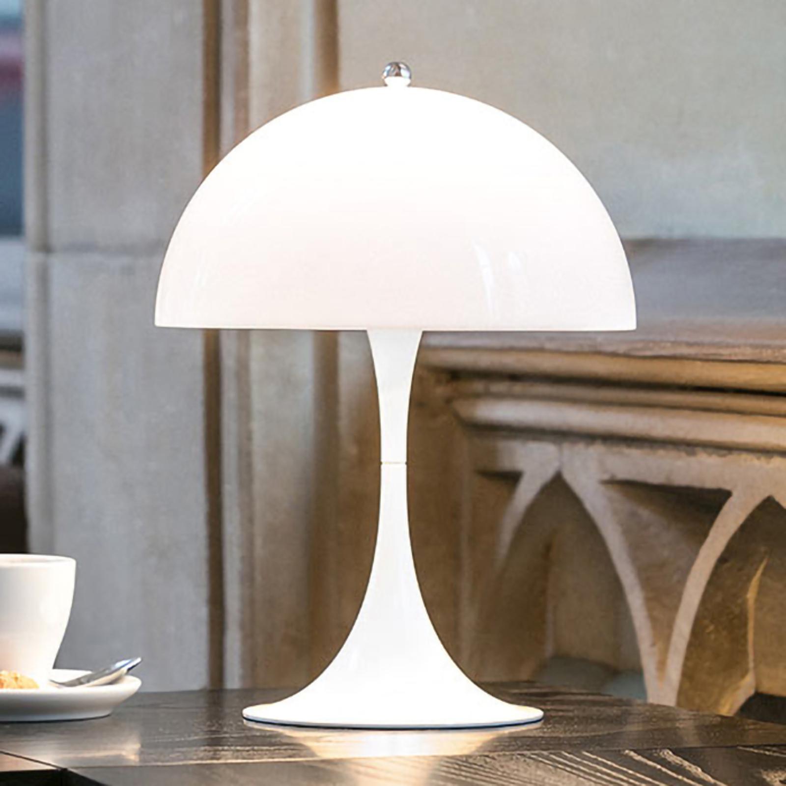 Louis Poulsen Panthella Mini bordslampa opal