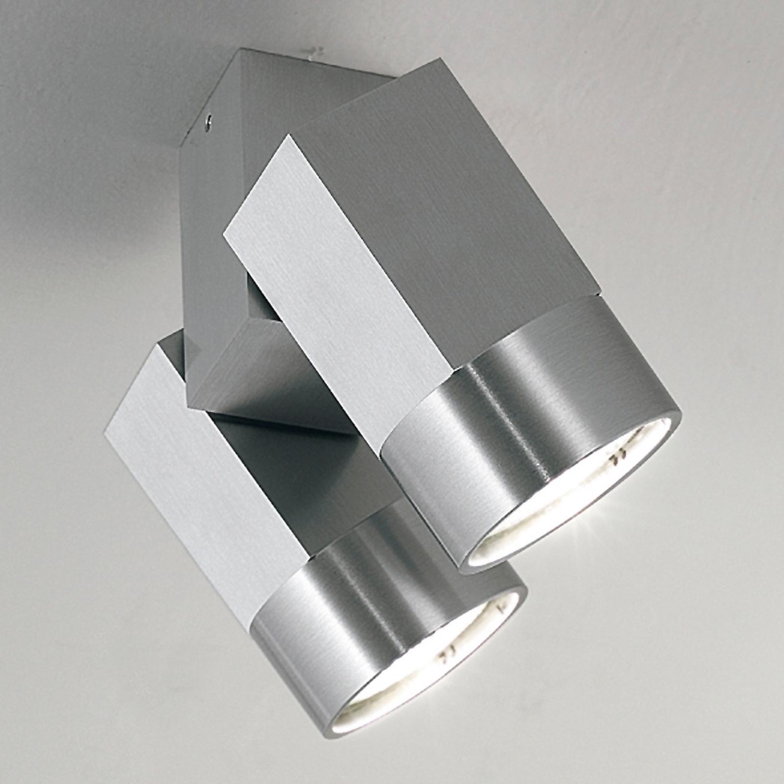 Reflektor ścienny lub sufitowy STYLE DUO 2-pkt.