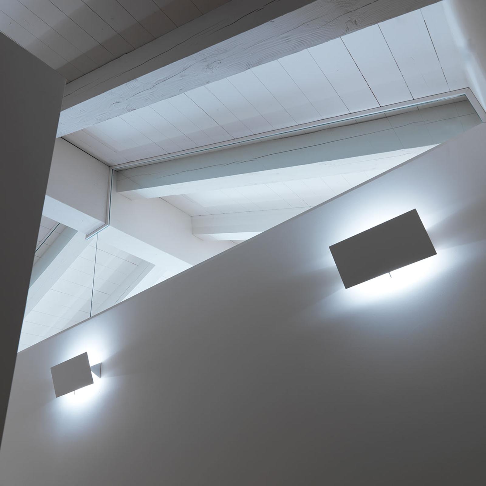 Produktové foto Karboxx LED nástěnné světlo Shadow Piccola bílé šířka 33cm