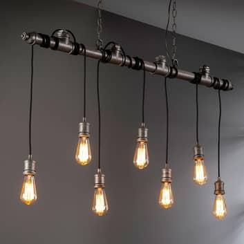 Hanglamp Plumblight, 7-lamps