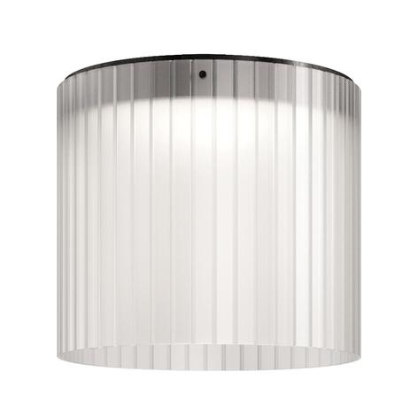 Kundalini Giass - plafoniera LED Ø 40 cm