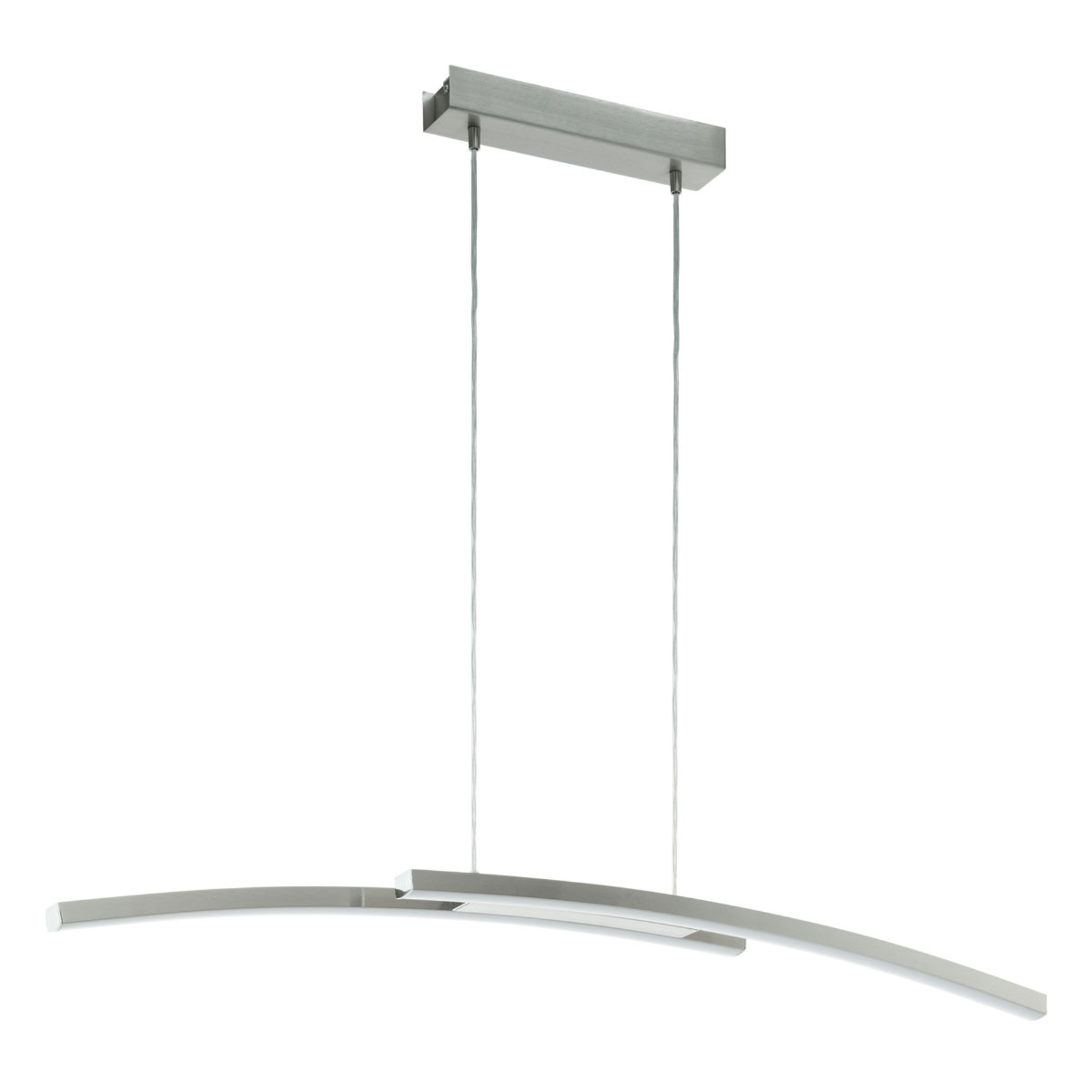 EGLO connect Fraioli-C LED-Hängelampe, gebogen