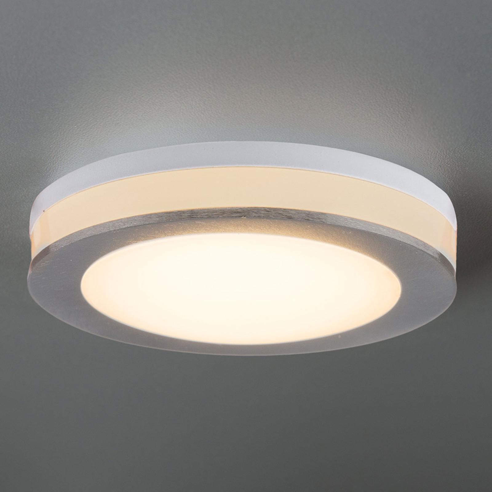 Reflektor wpuszczany LED Artemis 6 W stal