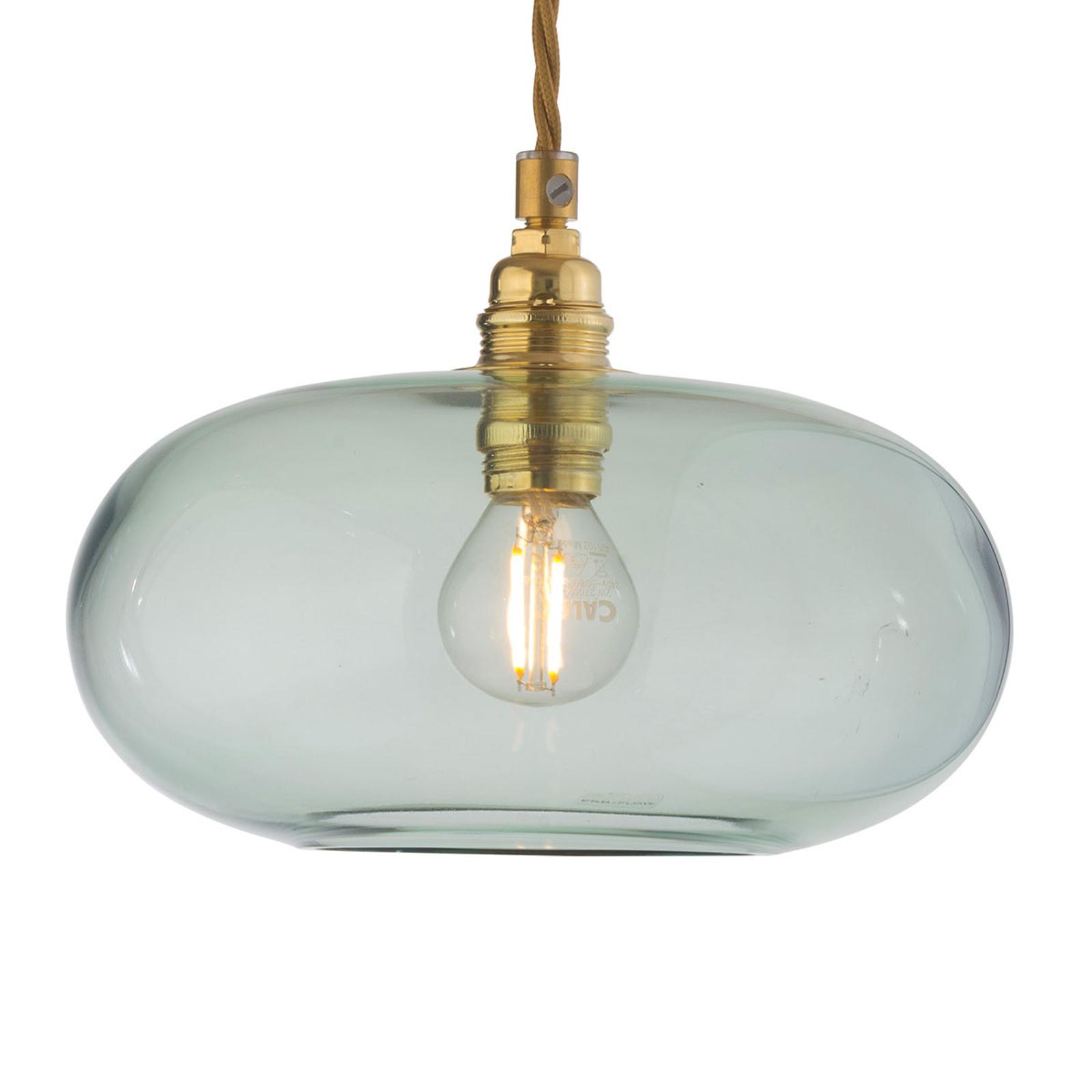 EBB & FLOW Horizon lámpara colgante verde Ø 21 cm
