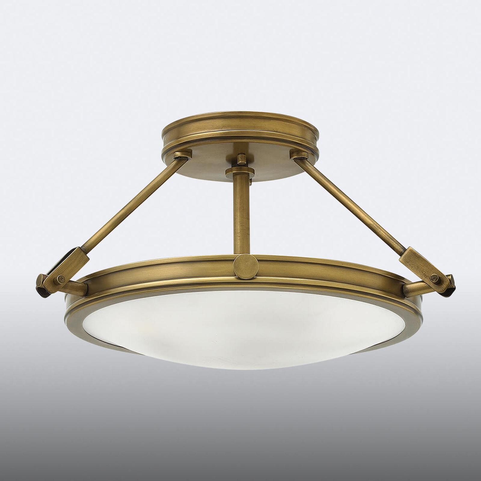 Collier loftlampe med afstand, 41,7 cm