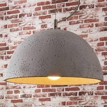 Jelin – riippuvalaisin betonivarjostimella