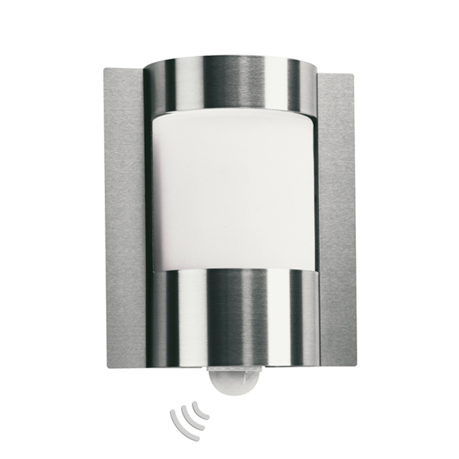 Buitenwandlamp 437 met bewegingssensor