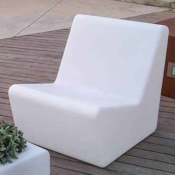 Newgarden Tarida Sit sillón LED solar