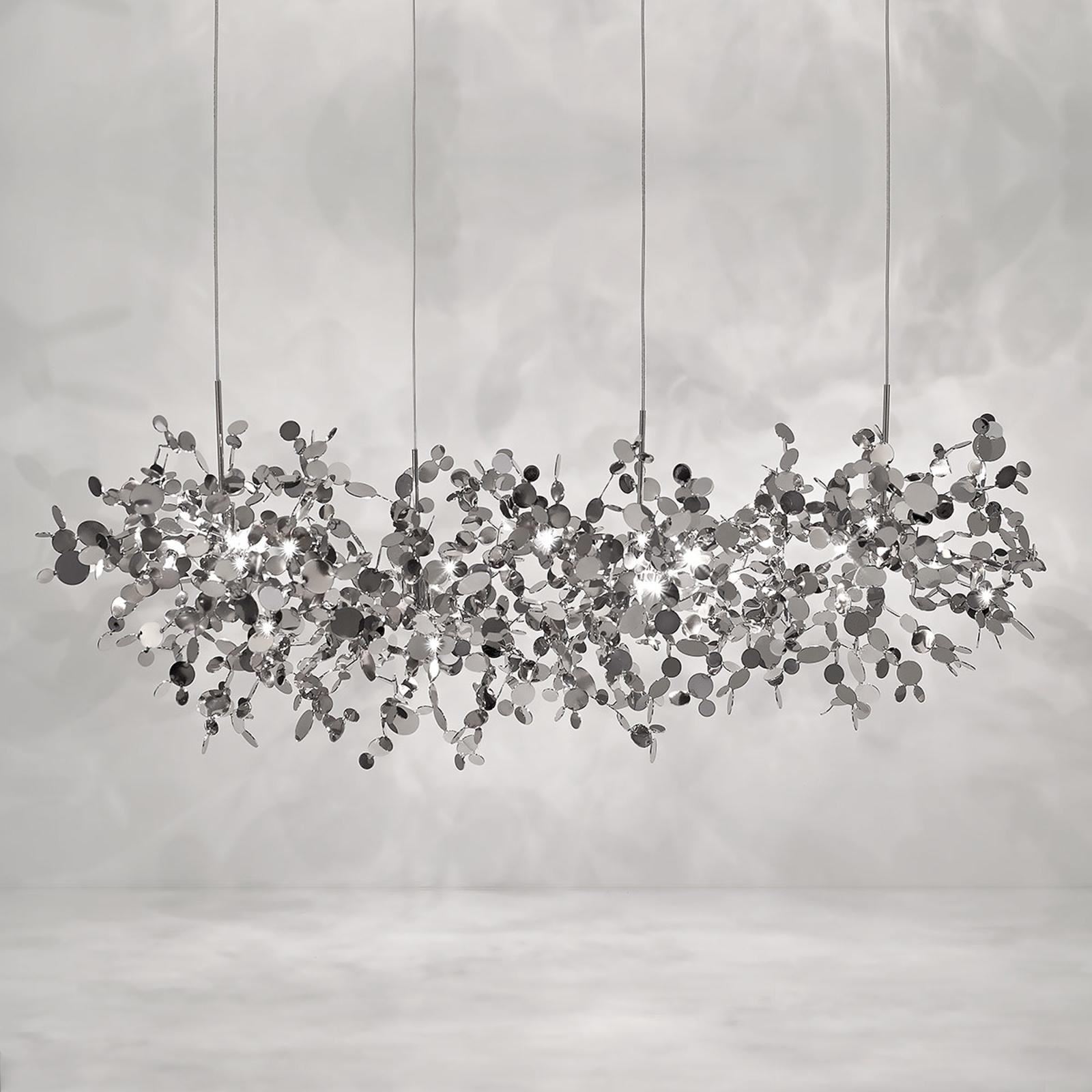 Niezrównana lampa wisząca Argent 125 cm