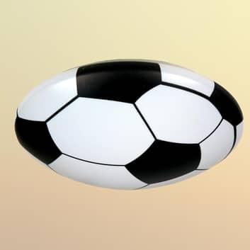 Lampa sufitowa Piłka nożna, tworzywo sztuczne