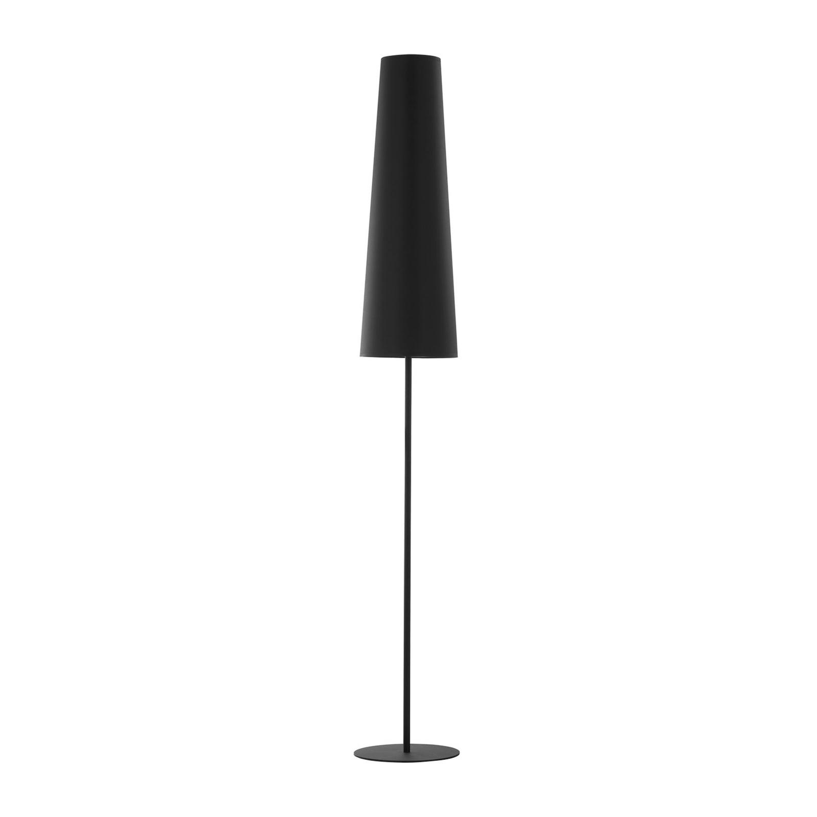 Stehleuchte Umbrella, Höhe 168 cm, schwarz